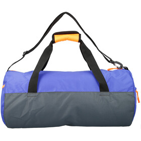 speedo Duffel Bag Torba 30l szary/fioletowy